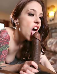 New Sensations - Anna De Ville - My Hot Wife's Black Bull 2